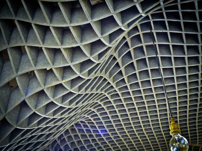 Hatch Acoustical Canopy