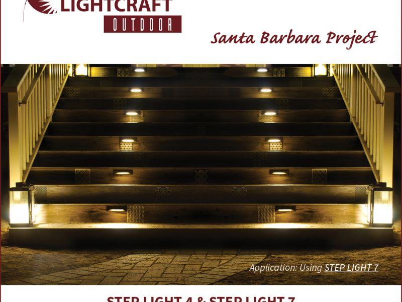 Step and Stair Lighting
