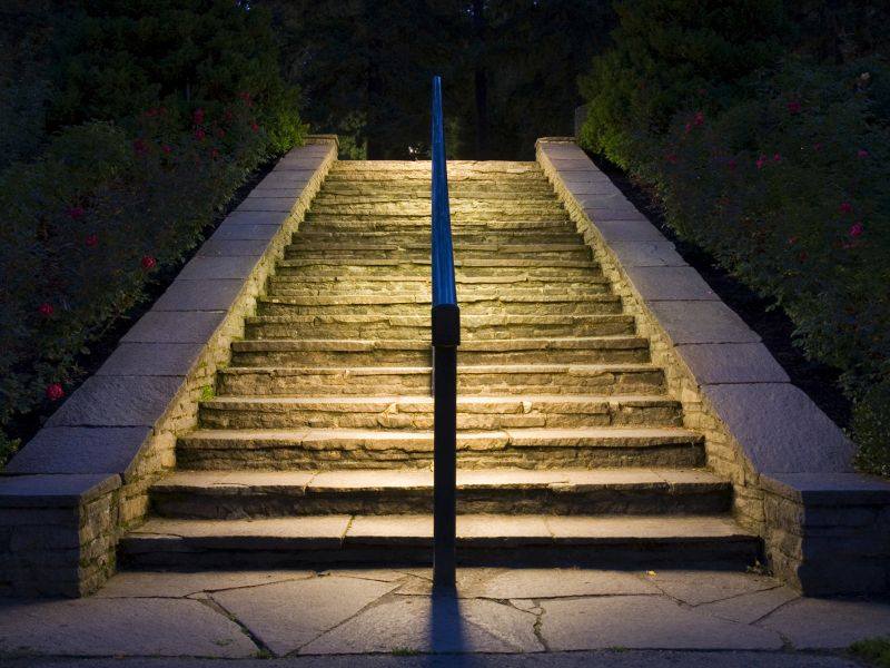 Outdoor Linear Lighting