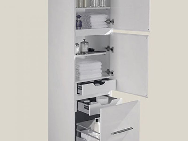 Vicenza 18 Linen Cabinet