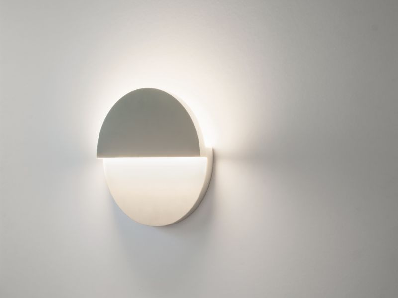 Richard Meier Light Circle Sconce for Ralph Pucci
