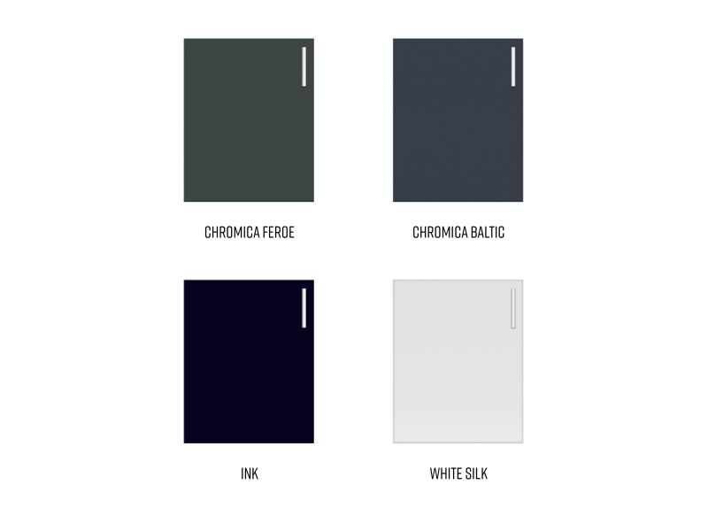 New Powder Coat Finishes Available for Danver Outdoor Kitchen Cabinetry
