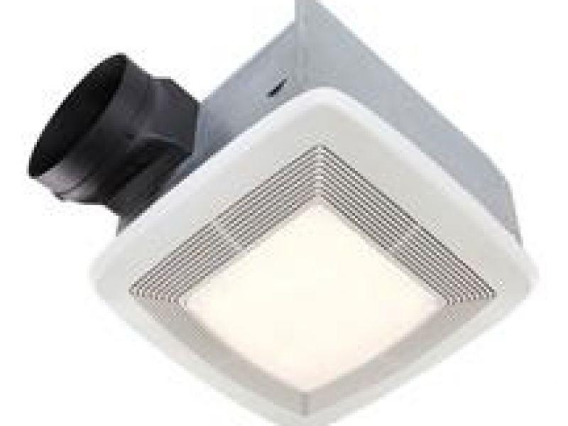Broan Ultra Silent QTXE Ventilation Fan/Light