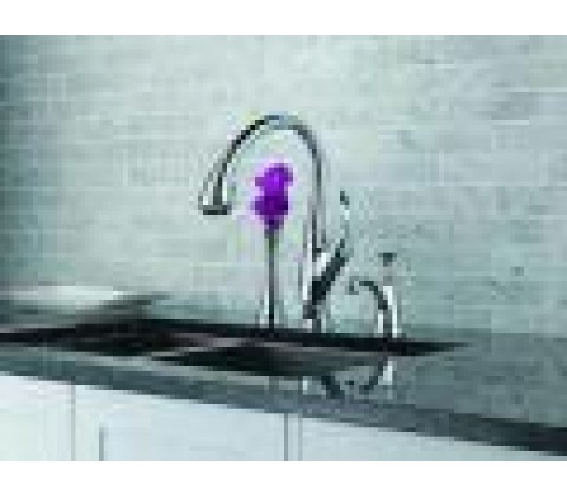 Belo Pull-Down Kitchen Faucet by Brizo