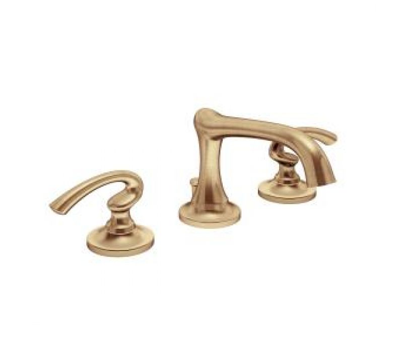 Ballina Bath Faucet in Brushed Bronze