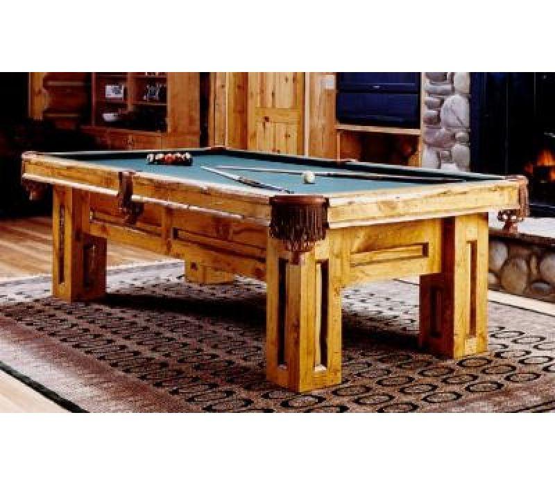 Gallatin Billiard Table