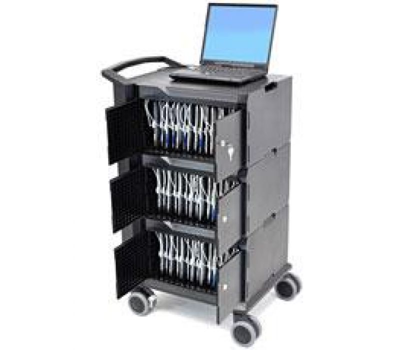 Ergotron Tablet Management Cart