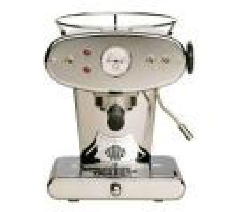 Inox Espresso machine