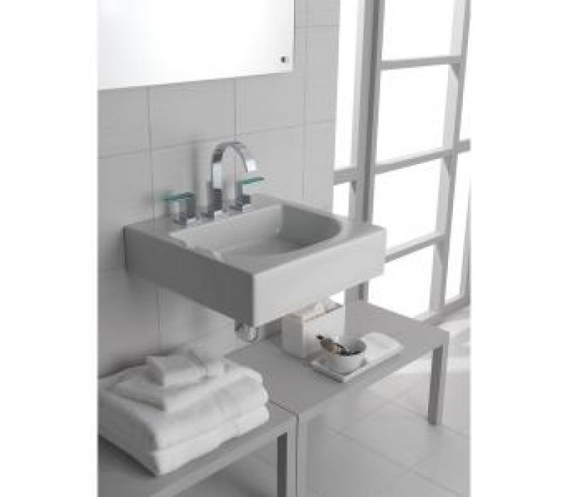 SIDERNATM TWO HANDLE WIDESPREAD LAVATORY FAUCET