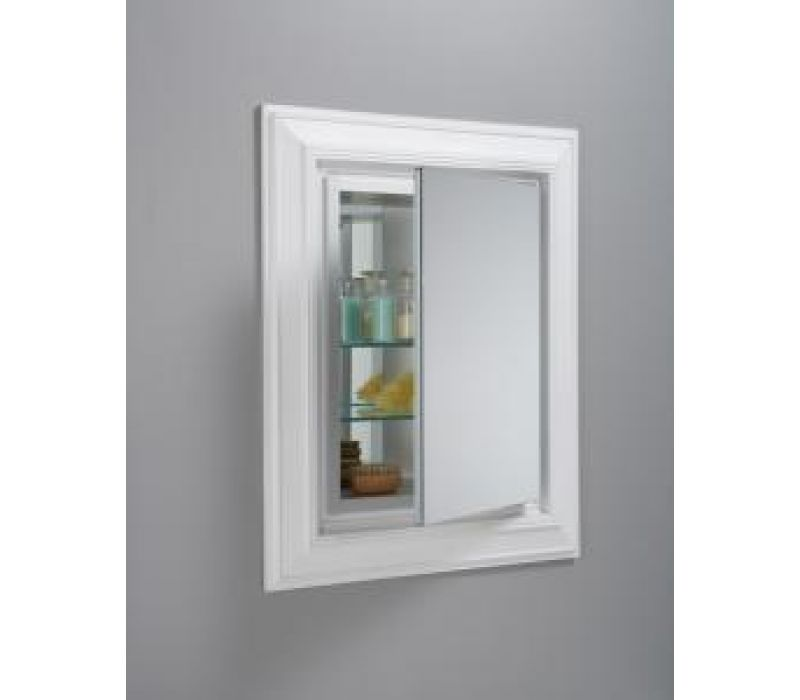S Series Wood Surrounds - White Finish