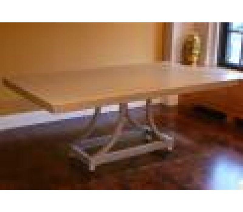 Custom 6 ft. dining table