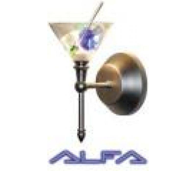 ALFA Martini Sconce