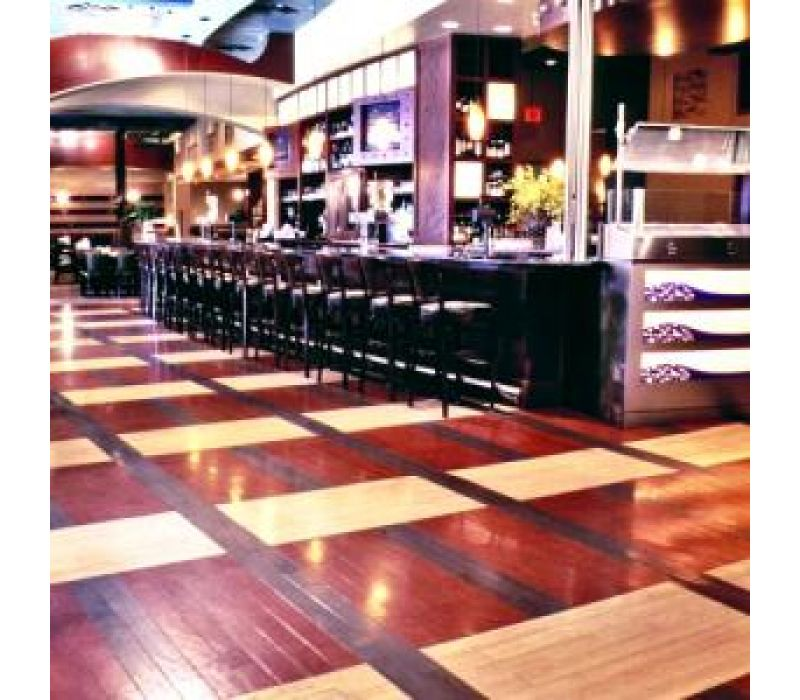 Burke Luxury Vinyl Tiles - Wood Grain 2