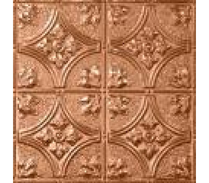 Copper Finish Press Tin Ceiling