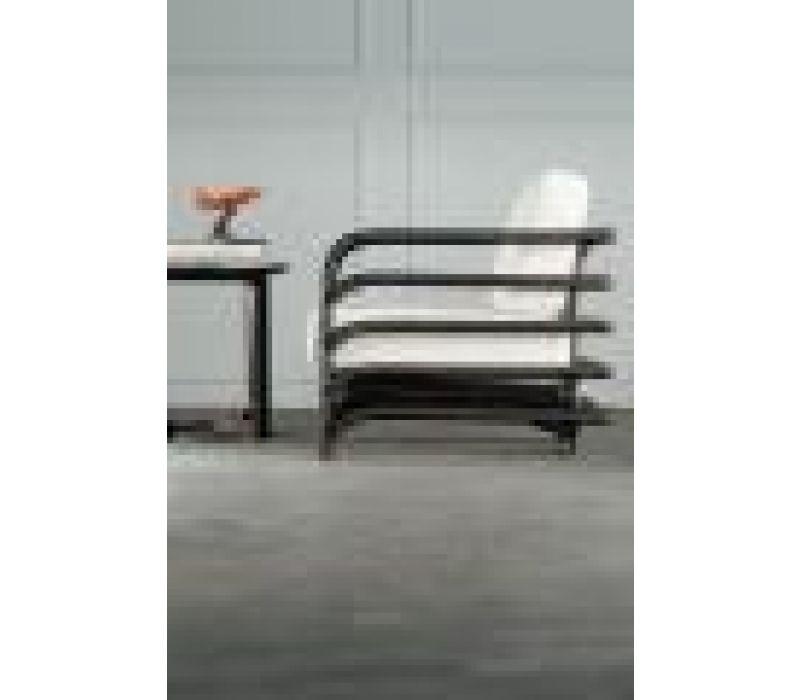 Reo Lounge Chair and Ottoman