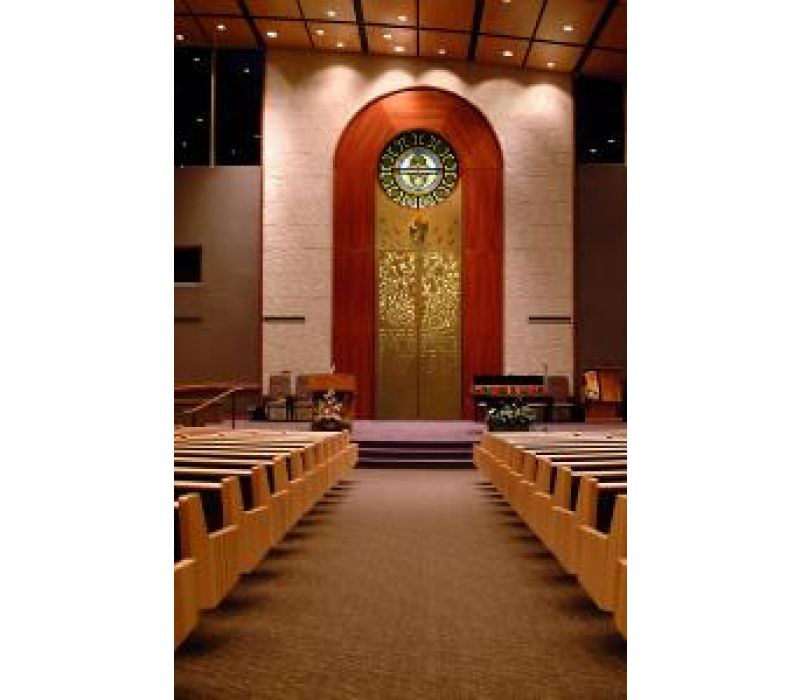 Custom Ark Doors & Eternal Light