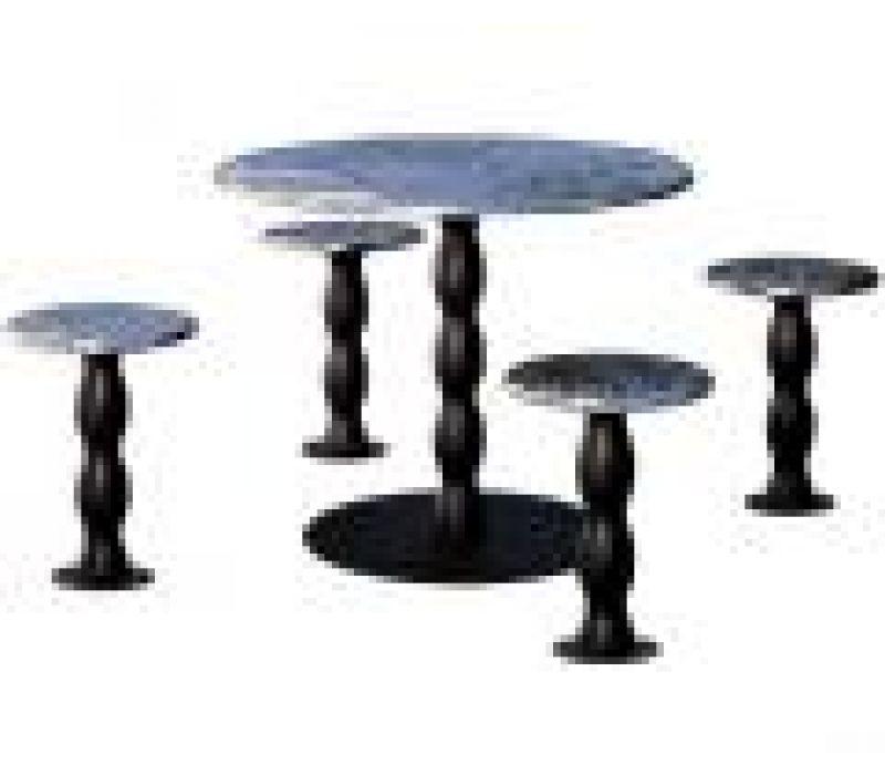 Wave Table Pedestals