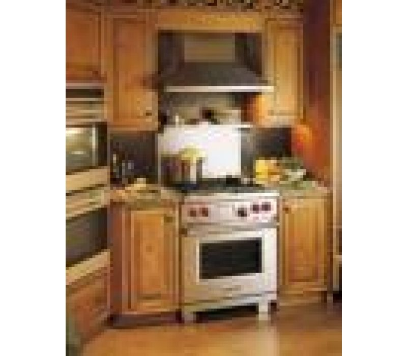Wolf 30  Dual Fuel (DF30): Gas-Electric oven