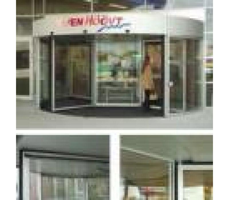 Security doors / Access control doors GSI