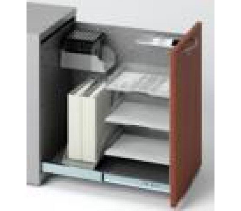 Flagship' Series Side-Access Pedestal