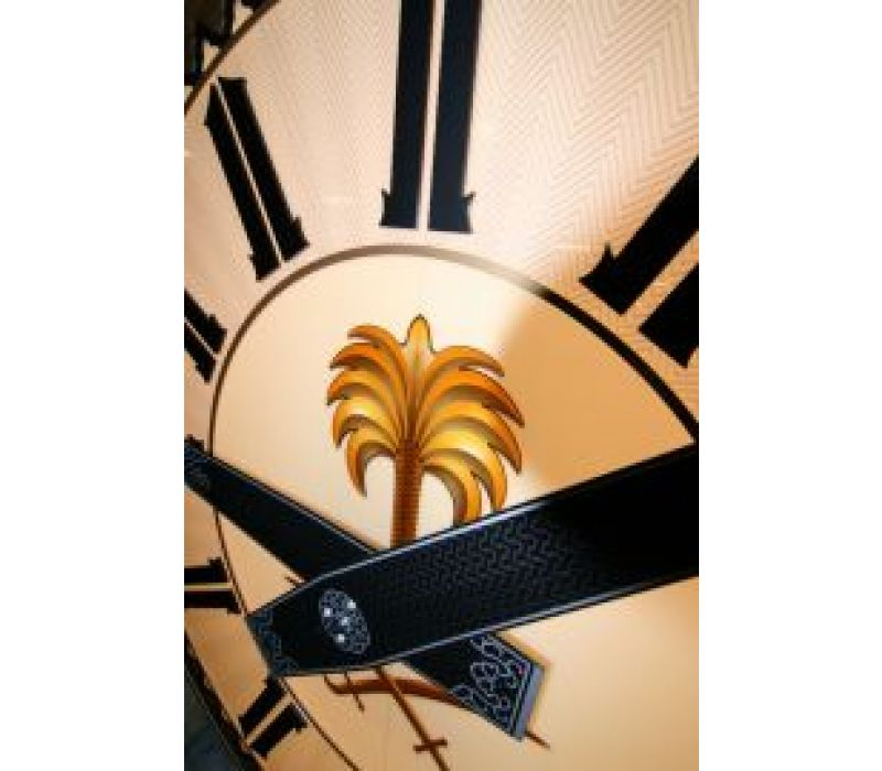 Mecca Clock Dial