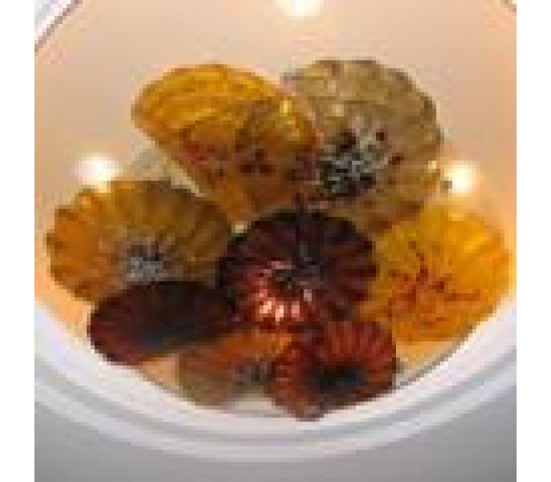 Ceiling Platter Sculpture