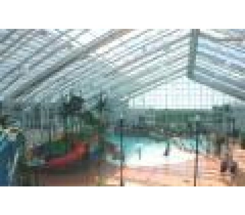 Large Span Retractable Roof Enclosures