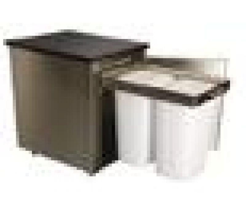 Kalamazoo Waste & Recycling Cabinet