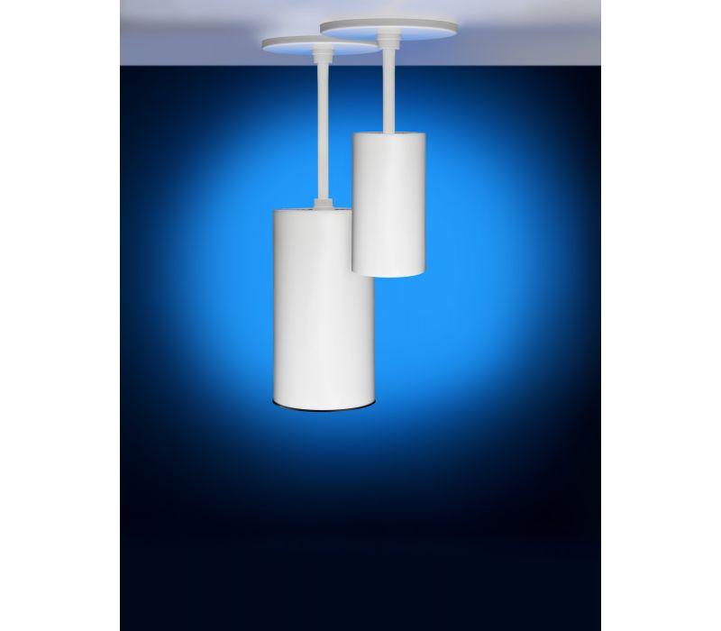 LumeLEX 2038 and LumeLEX 2048 Series LED Fixed Pendant Downlight