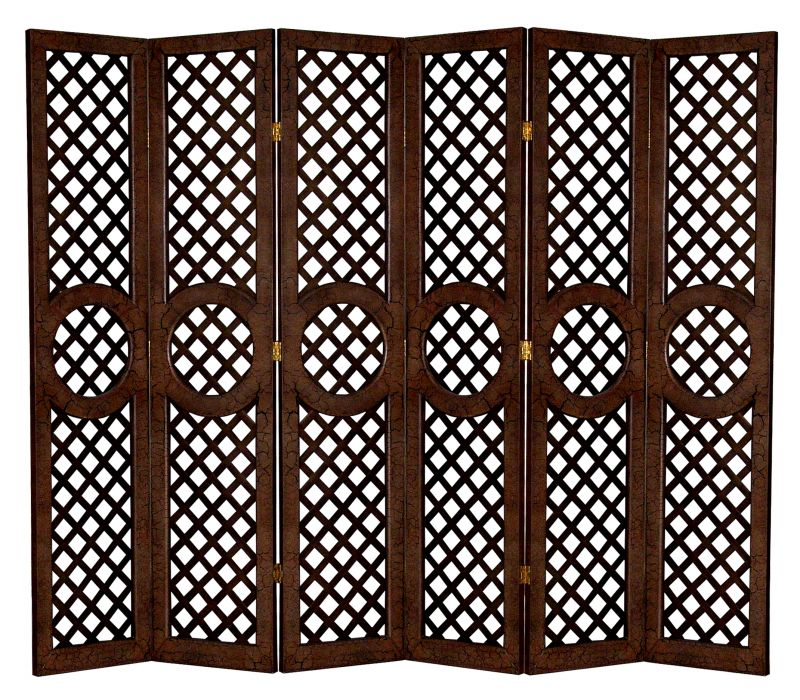 SC49250 Lodge Screen (6 Panels)