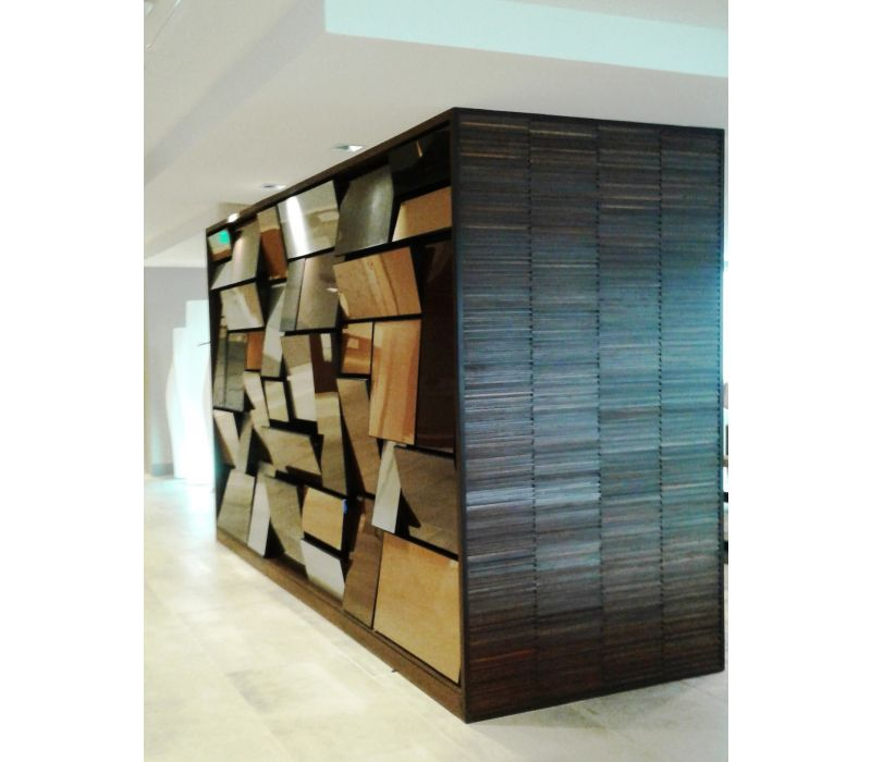 BSGD metallic custom arcylic panels