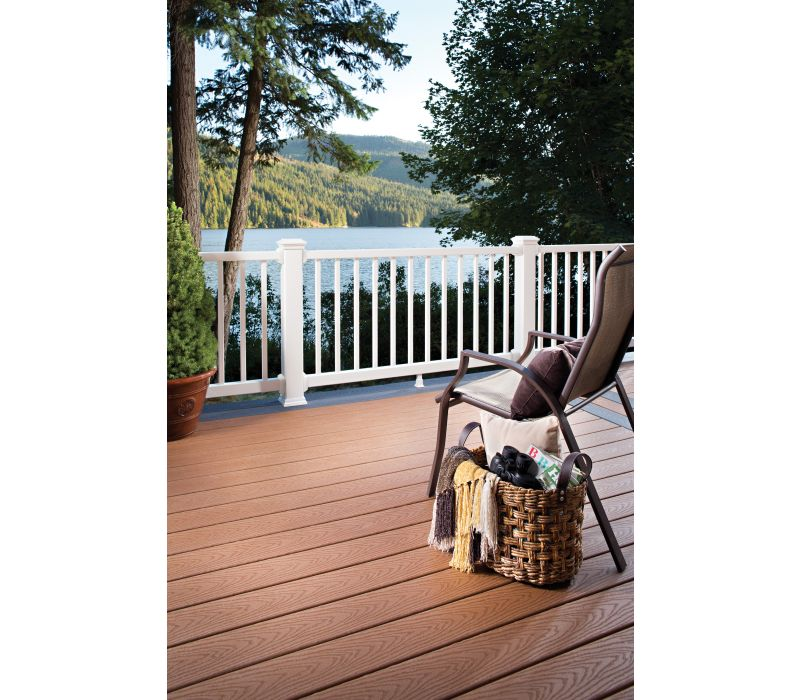 Trex Select Decking and Railing
