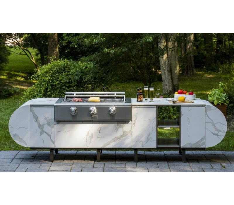 ASA-D2 Modular Outdoor Kitchen