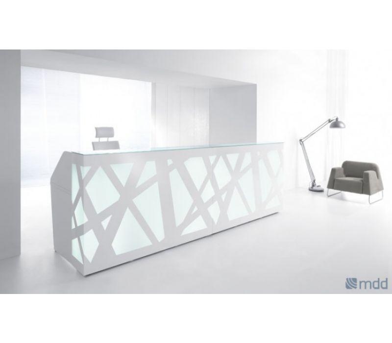 Zig-Zag reception desk