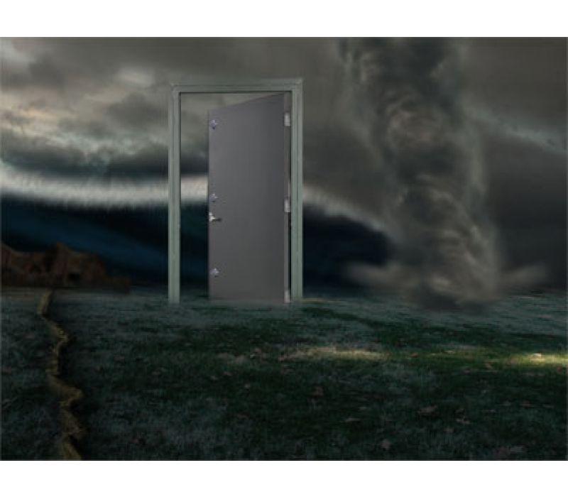 Ceco Door StormPro door and frame system