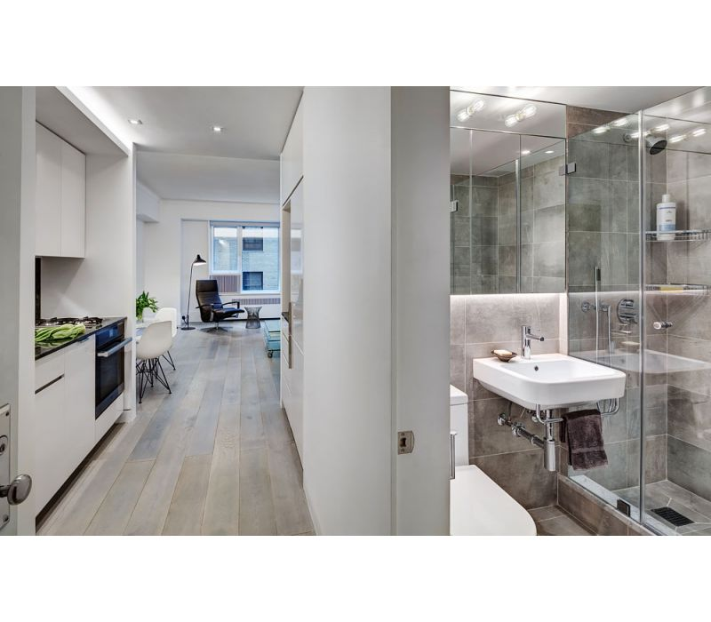 Smart Space Optimization: An Efficient Studio Apartment on Central Park South