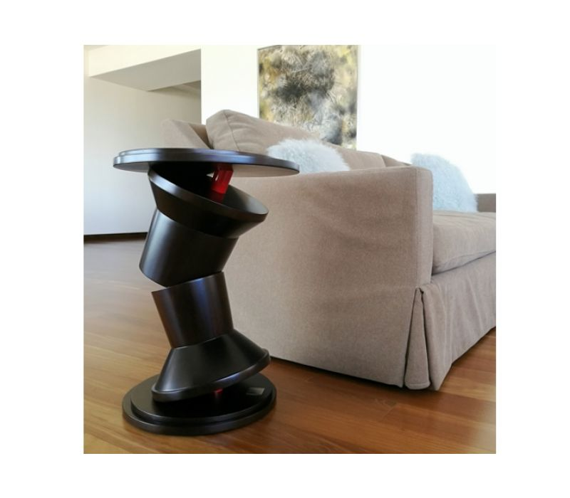 Carrete side table