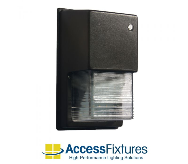 SHOO 20w LED Wall Pack with Photocell 120-277v – 35w HID EQV
