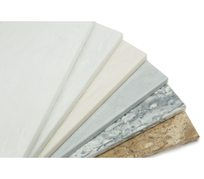 Stratum Collection, Hanex Solid Surfaces