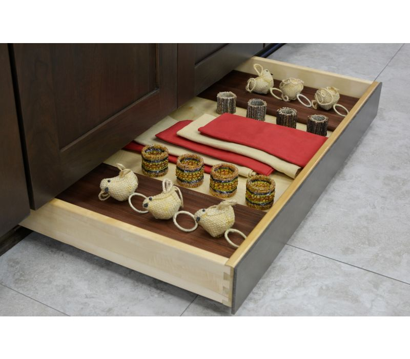 Toe-Kick Drawers from Dura Supreme Cabinetry