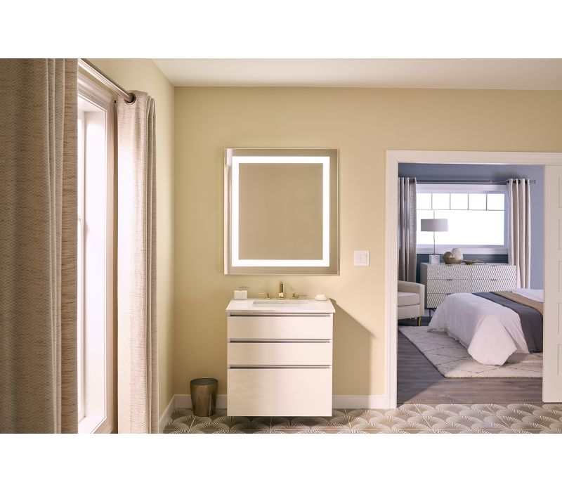 Vitality Lighted Mirror Collection