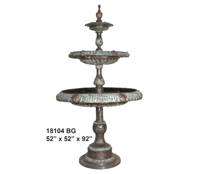 Bronze Decorative Water Fountains