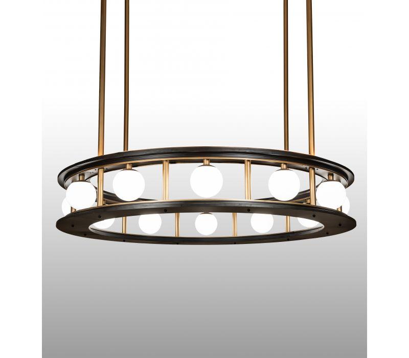 86-inch Reginald LED Pendant