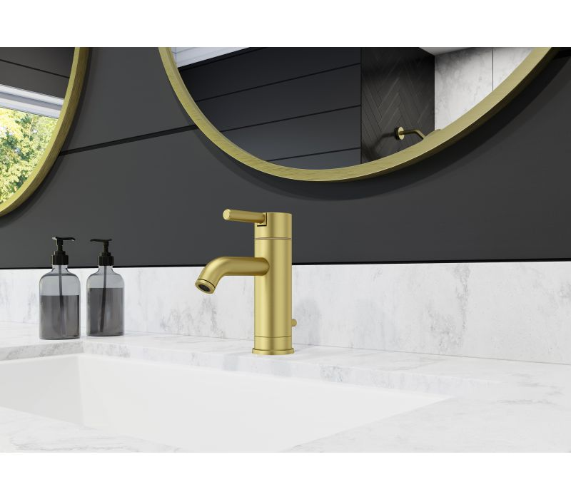 Contempra Single Control Bathroom Faucet