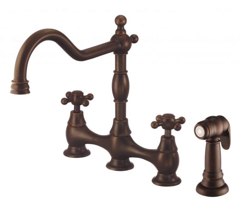 Opulence® Two Handle Bridge Faucet