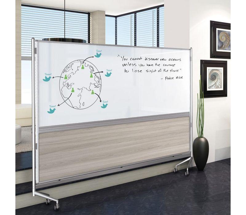DOC InMotion® Mobile Room Divider