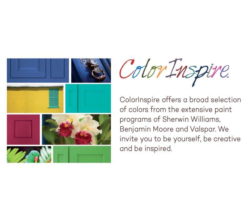 ColorInspire program