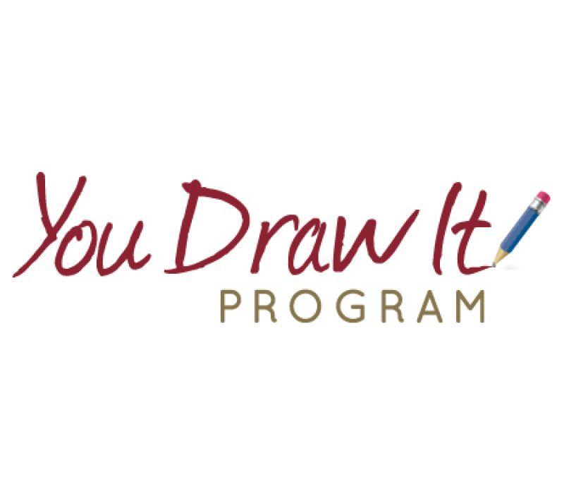 You Draw It program