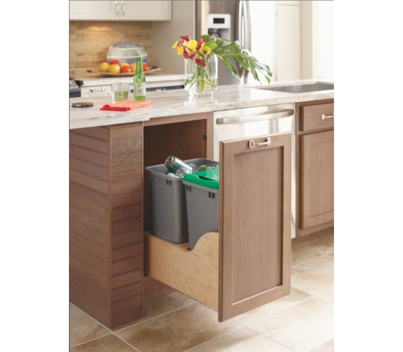 Omega Cabinetry Electronic Assisted Options