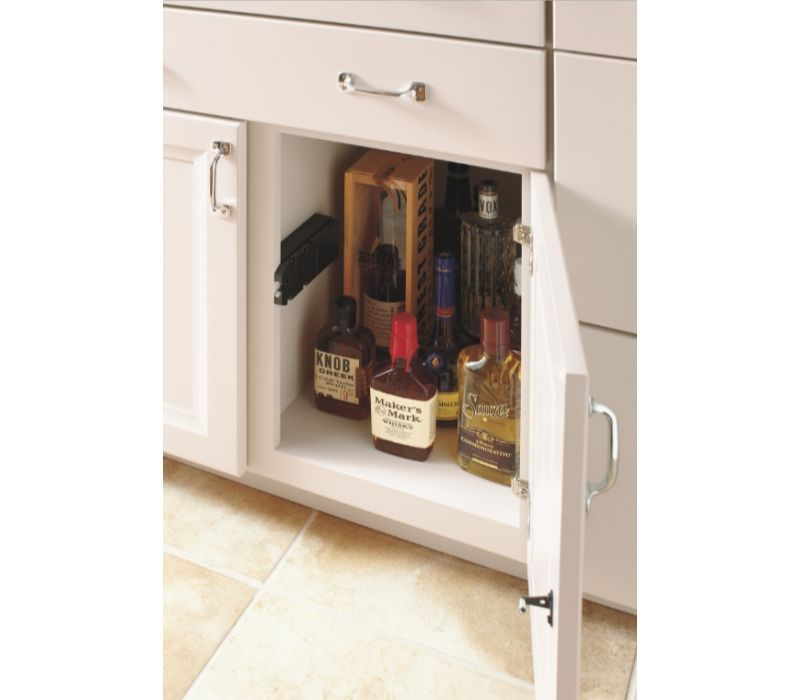 Omega Cabinetry Remote Control Locking